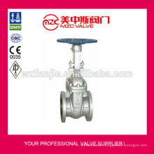 150LB Flanged Carbon Steel Gate Valves